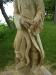 Pirate Carving in Grand Bend, Ontario, Paul Frenette