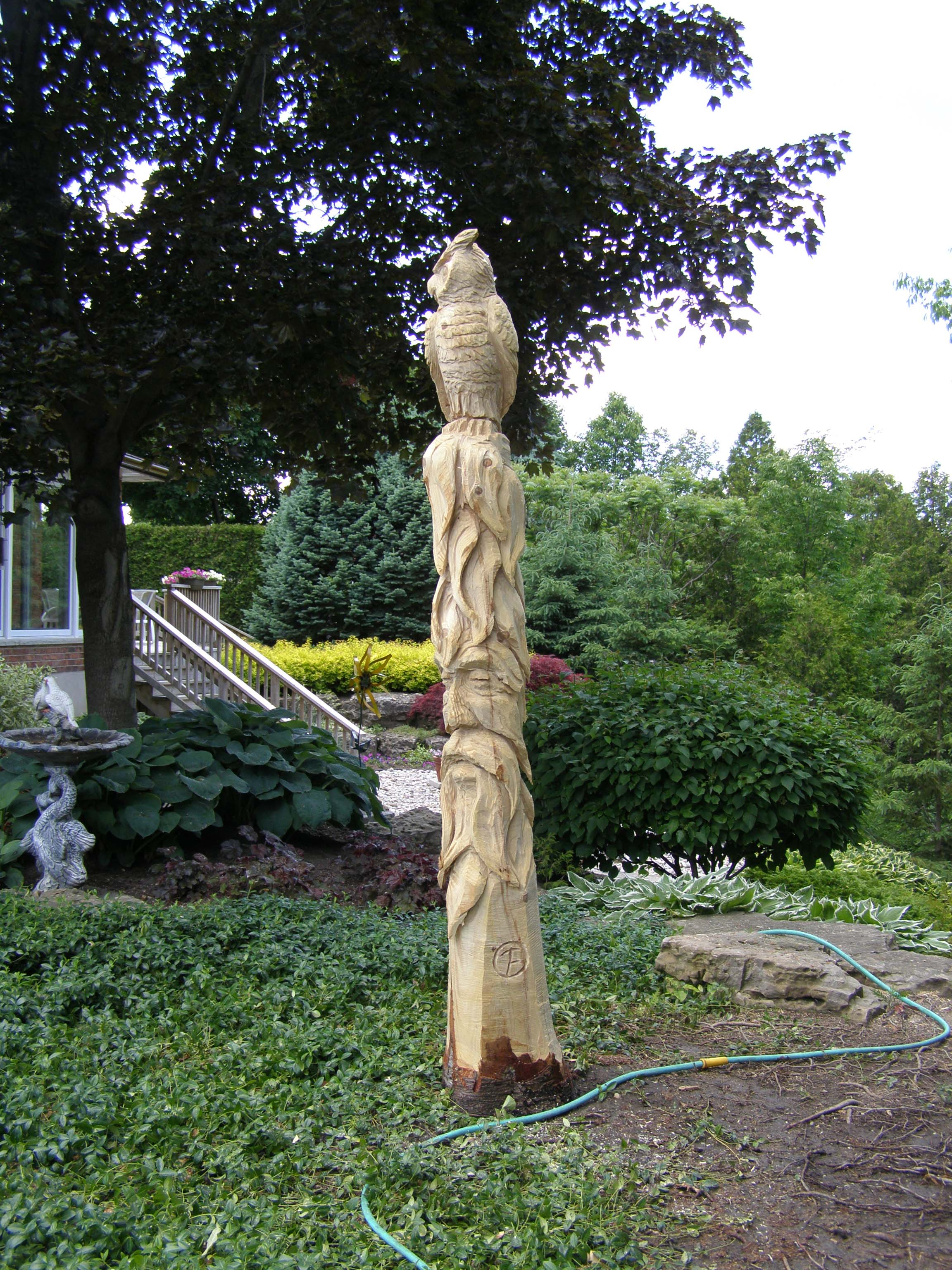 Old Mill - Totem