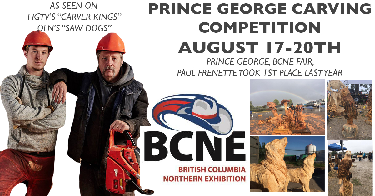 prince George carving competition