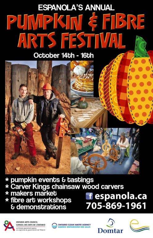 Pumpkin & Fibre Arts Festival
