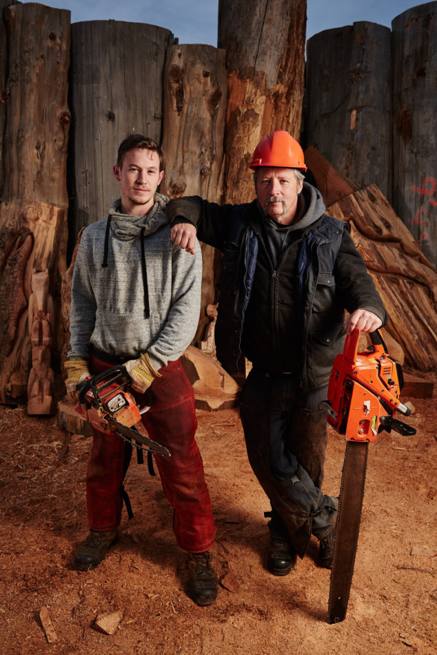 Chainsaw Carver Kings